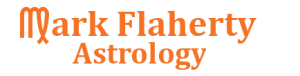 Mark Flaherty Astrology Logo